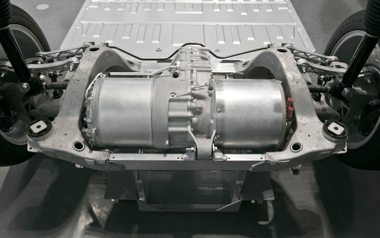 tesla electric car motor. Engine Tesla Electric Car Motor