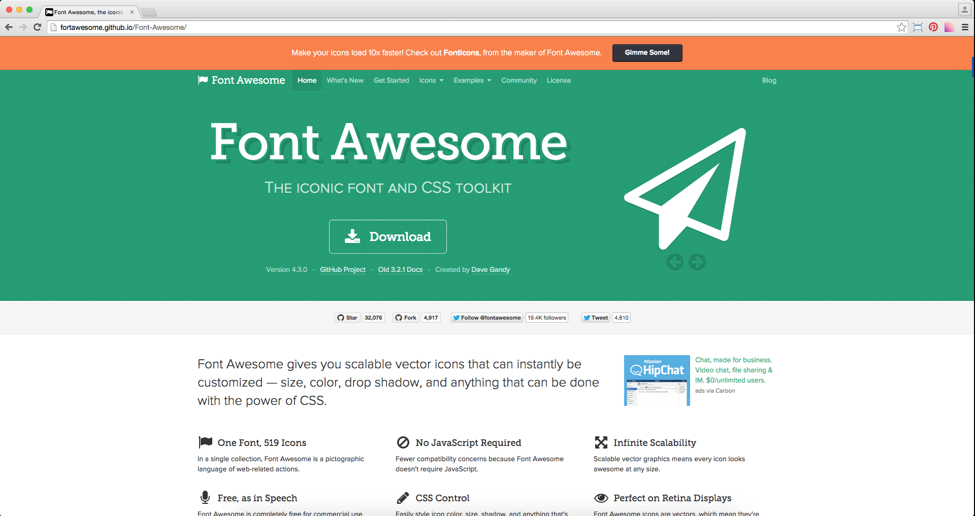 Font Awesome Icons Web design tools, Fonts, Tool design