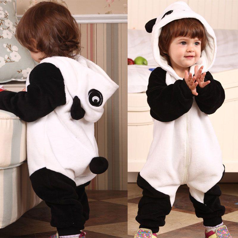 Baby Rompers Jumpsuits Animal Halloween toddler Kids Cosplay Pajamas Halloween