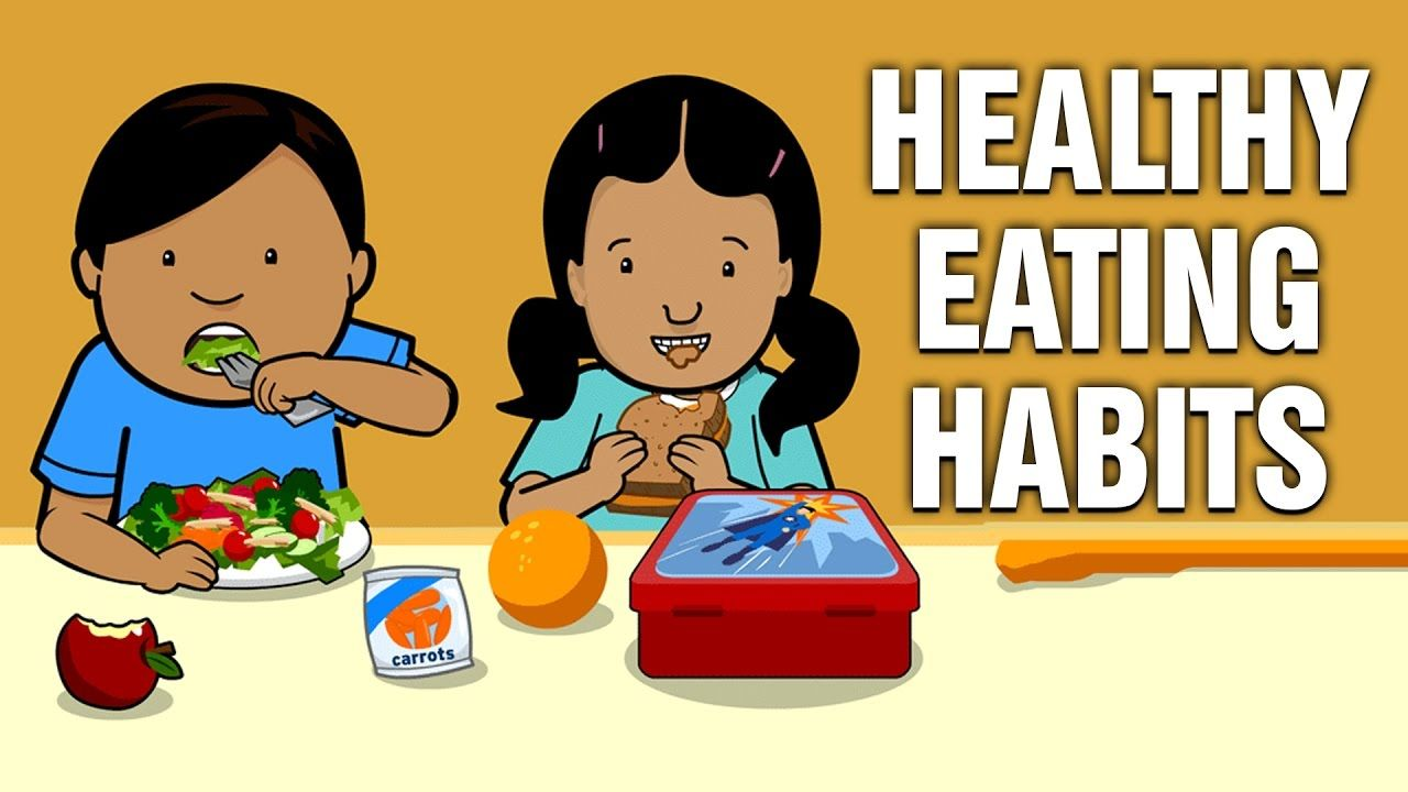 How to raise healthy eating habits in kids healthy