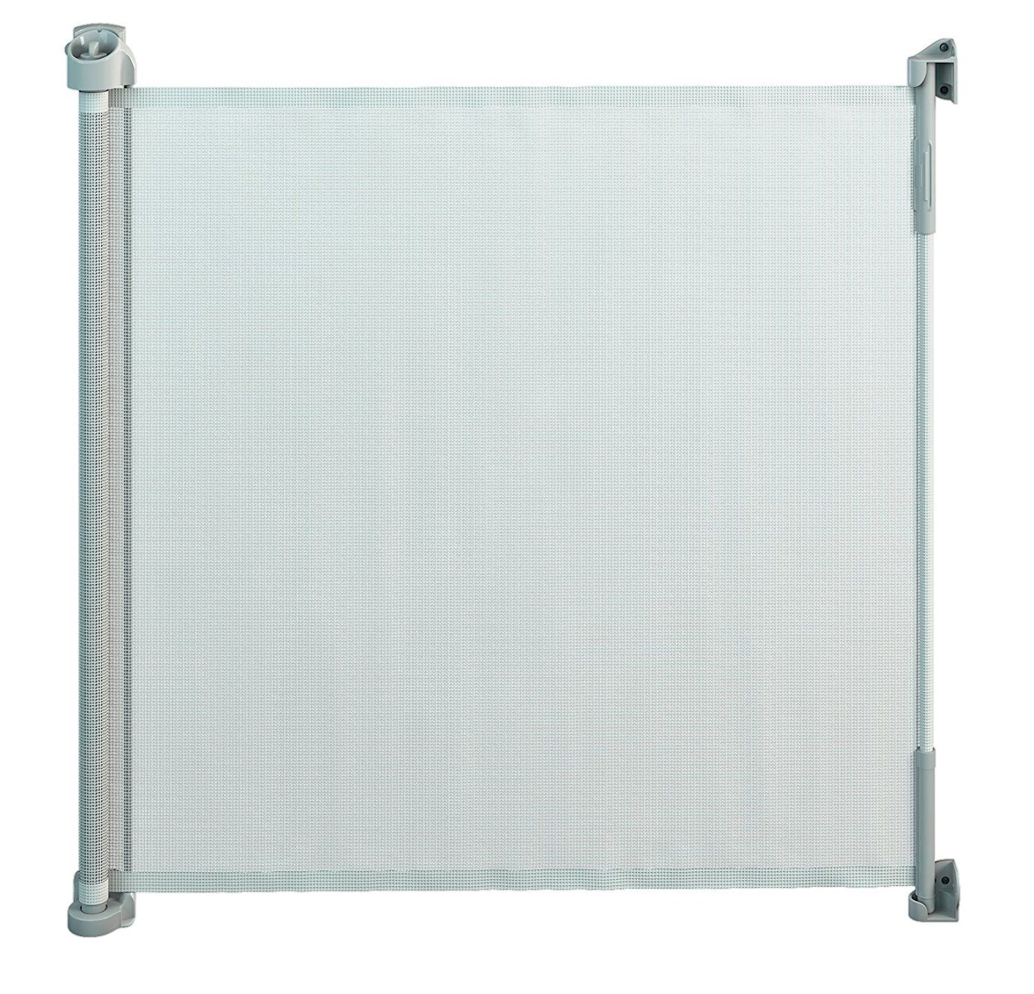 Gaterol Active Lite White Retractable Safety Gate