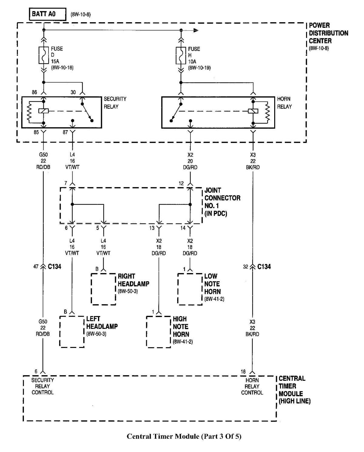 Ram 15 Headlight Wiring Diagram Dodge Ram 2500 Dodge Ram Ram 2500