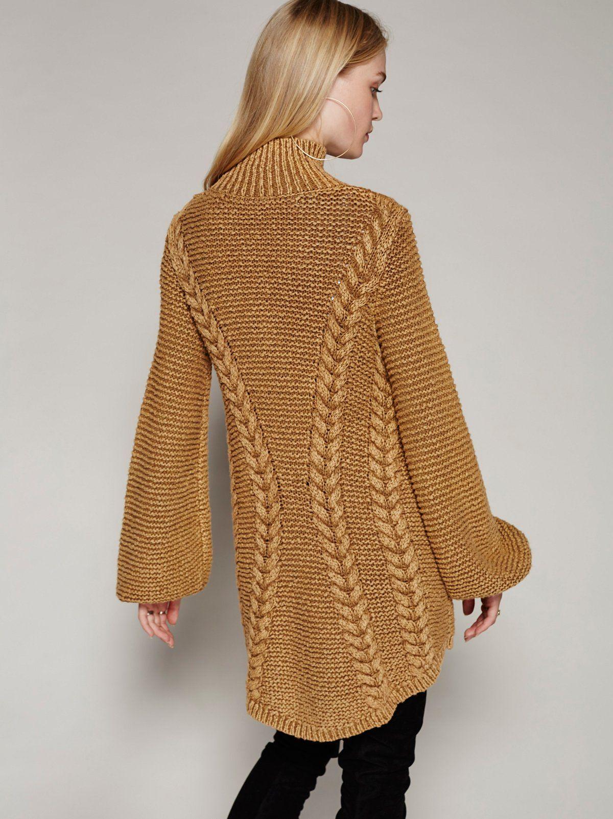 Free People Back To Back Sweater Mini | Minis