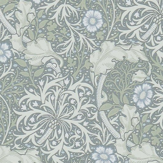 Morris Seaweed Wallpaper William morris wallpaper