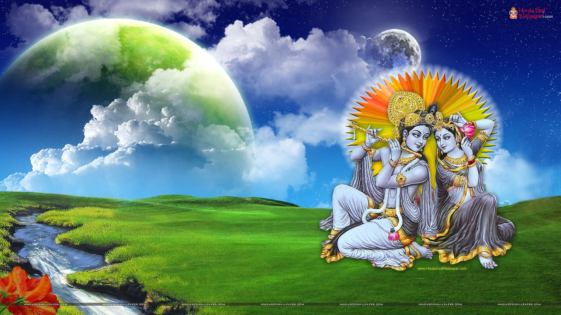 Radhe Krishna Hd Wallpaper Download With Images Hd Nature