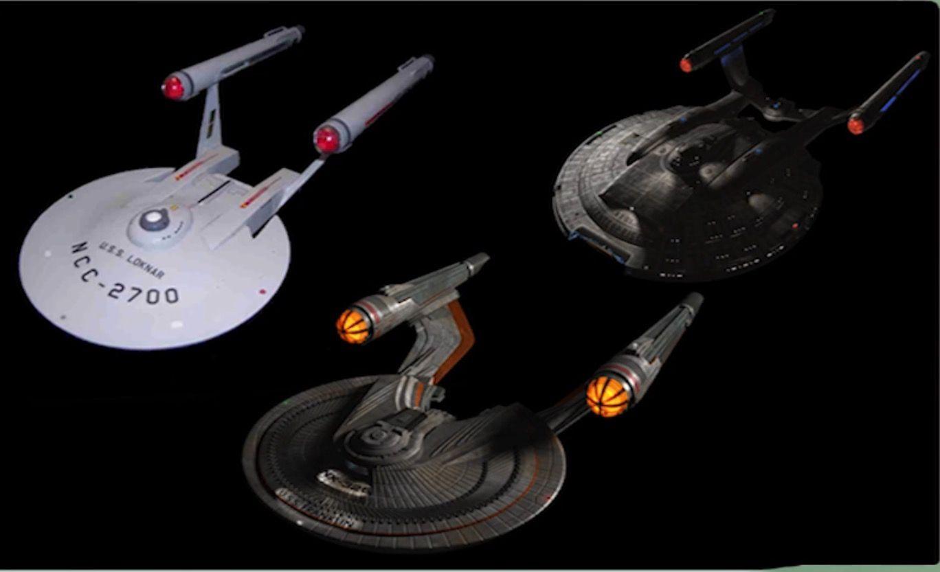 USS FRANKLIN | Star Trek Fan | Star Trek Trek และ Planets
