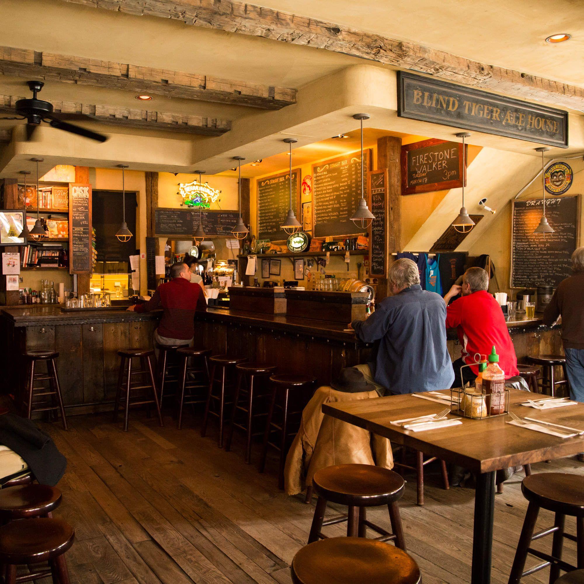18++ Craft beer bar new york city information