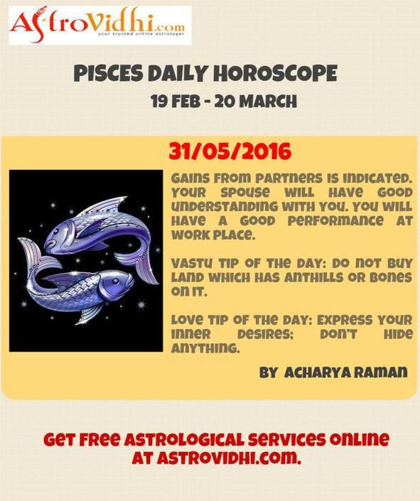 Read Your Pisces Daily Horoscope  #pisces #daily_horoscope