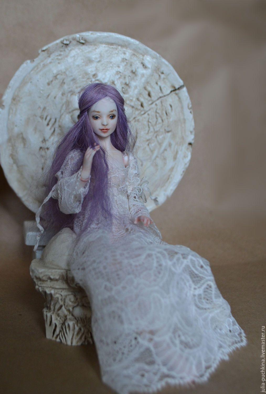 Купить Северина шарнирная кукла из фарфора миниатюра - шарнирная кукла бжд, шарнирные куклы, бжд