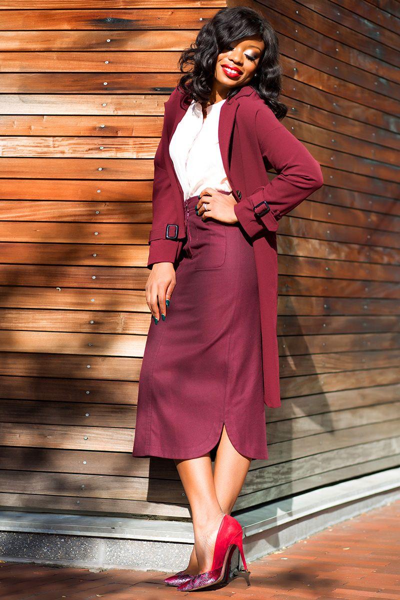 chicwish coat, Work Style, www.jadore-fashion.com