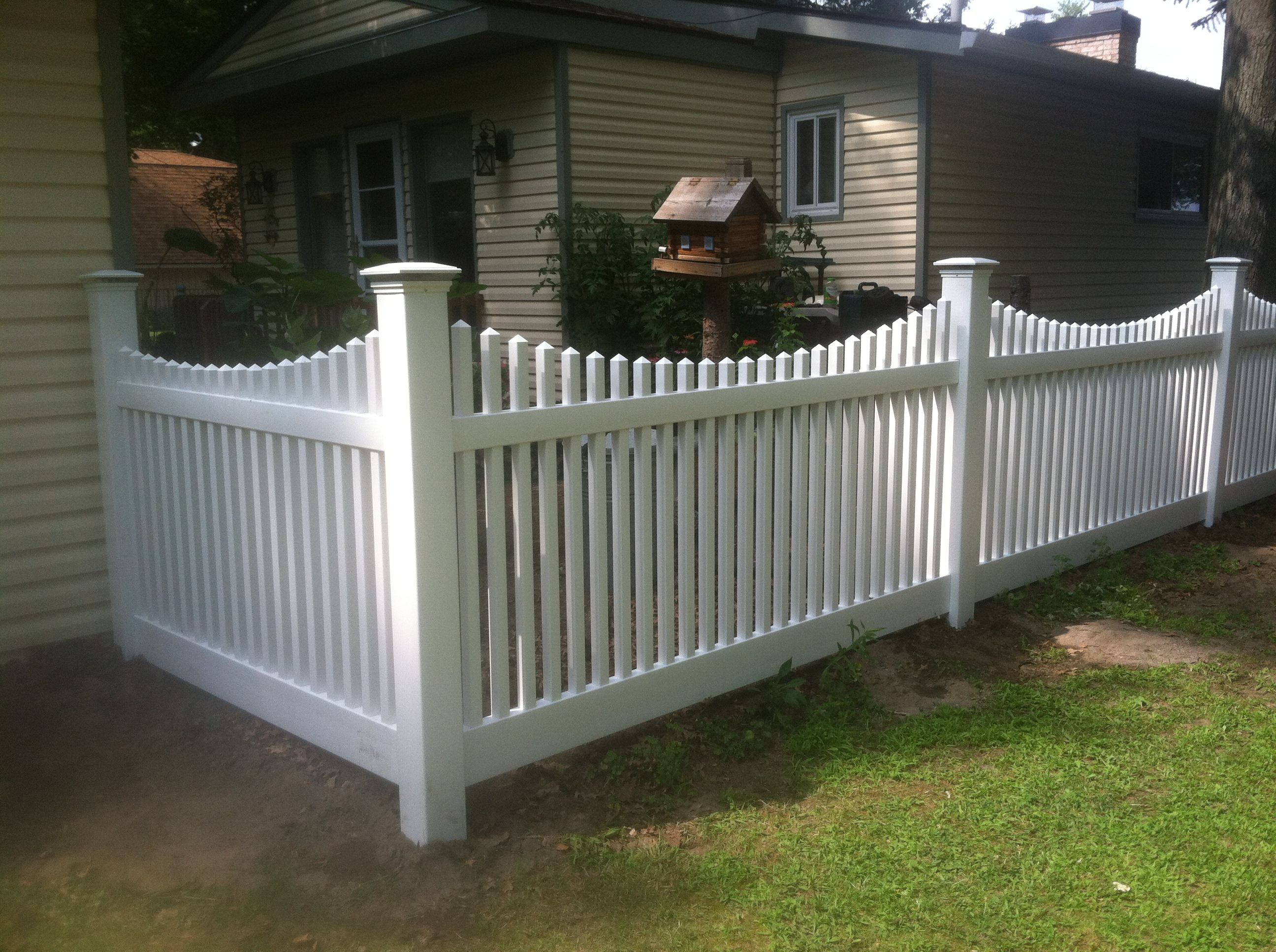 Favorite Arborley Picket Fence Dt16 Roccommunity