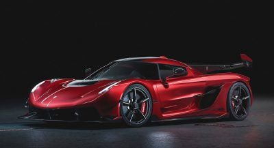 Koenigsegg Jesko Cherry Red Edition 10 Is Pure Sweetness | Carscoops