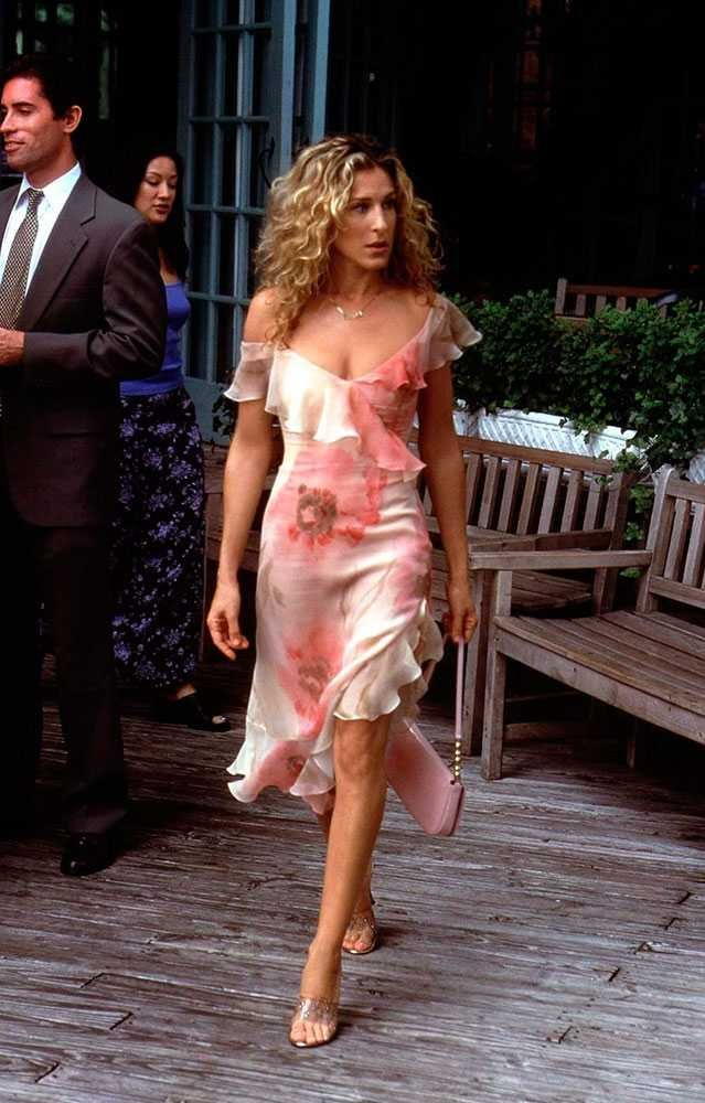 Bradshaw Carrie fashion moments