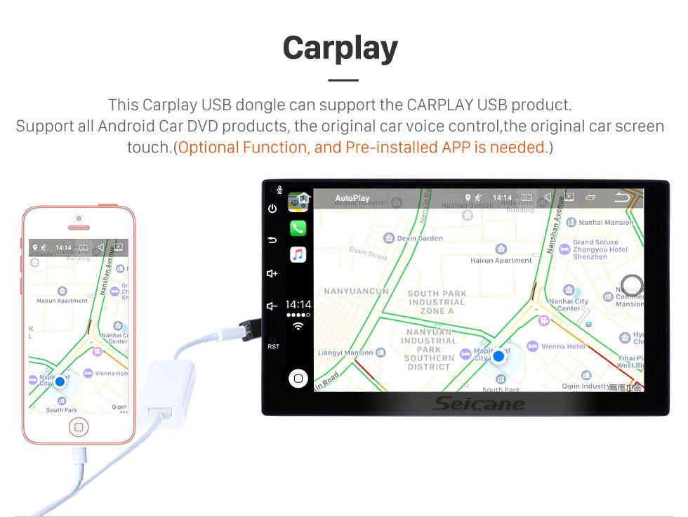 Seicane 9 Inch 2014 2015 2016 Hyundai Elantra Auto Radio Gps Navigation Bluetooth Touch Screen Car Gps Navigation Gps Navigation System Touch Screen Car Stereo