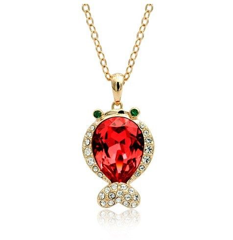Oldwife Red Necklace TY1599123 $23.00