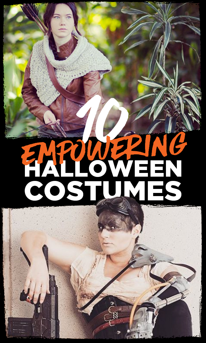 10 characters you can dress up as this halloween page 3 - 10 Empowering Halloween Costumes For When You Re Sick Of Sexy
