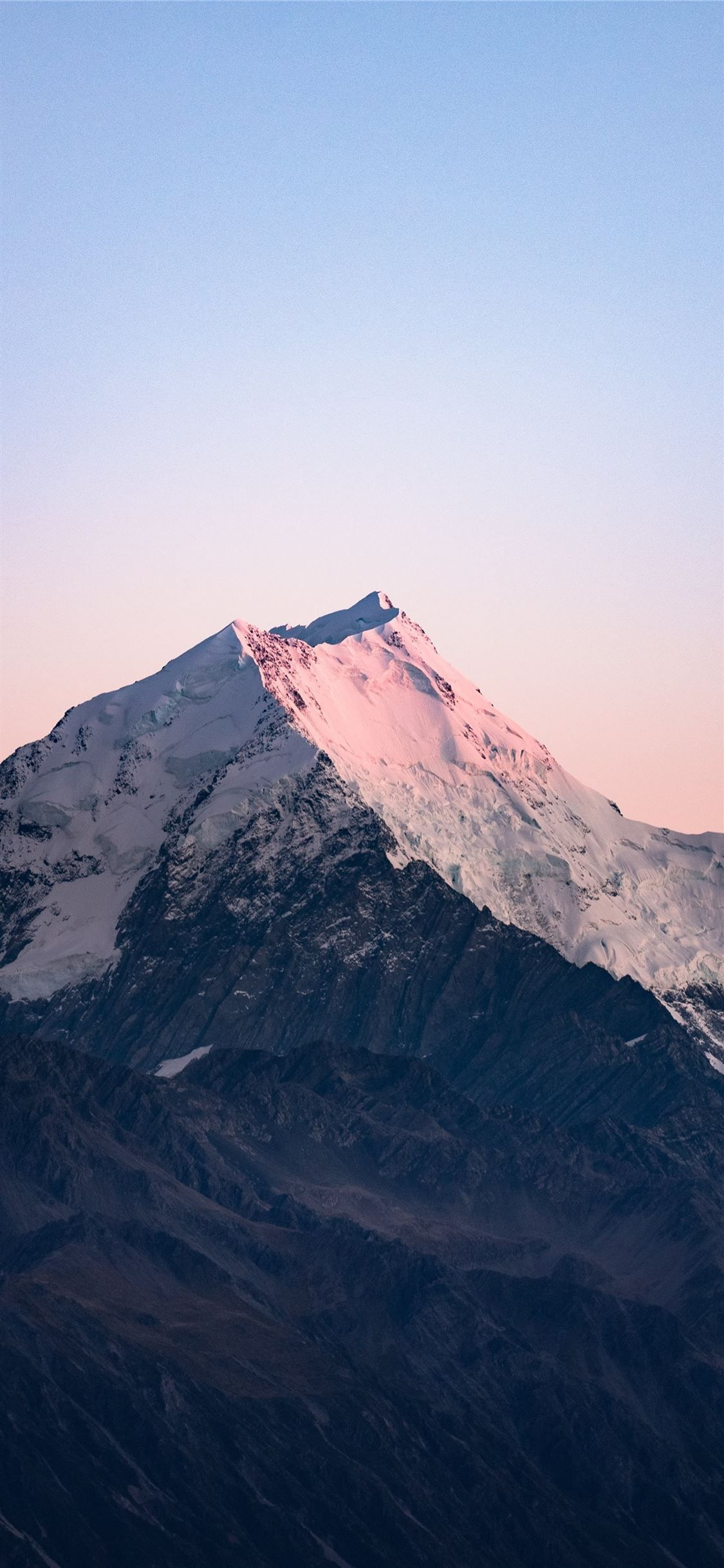 Ice Capped Mountain At Daytime Mountain Nature Snow Iphonexwallpaper Iphone Wallpaper Mountains Cool Wallpapers For Phones Stock Wallpaper Android mountains wallpapers 47