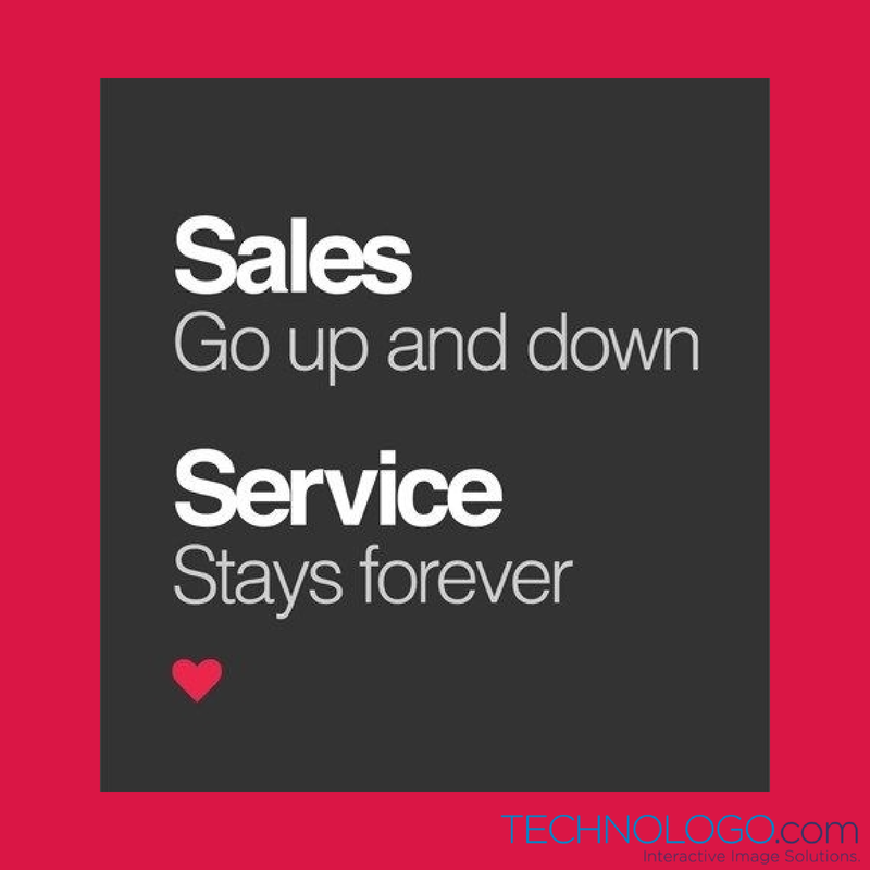 Inspirational Customer Service Quote Humor: Just A Little Monday #Motivation! #sales #service