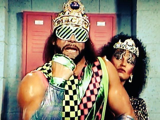 Macho King Randy Savage and Sherri Martel | Wrestling ...