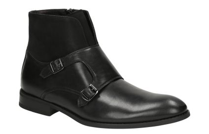 Czarne Trzewiki Dress Shoes Men Oxford Shoes Men Dress