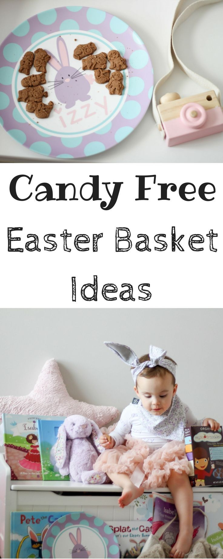 Candy free easter basket ideas toddler and kid easter baskets candy free easter basket ideas toddler and kid easter baskets first easter bunny negle Choice Image