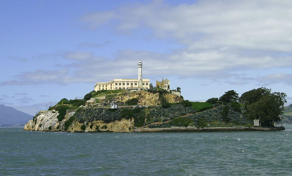 Alcatraz Sf Ca Us California Travel Dream Vacations Places
