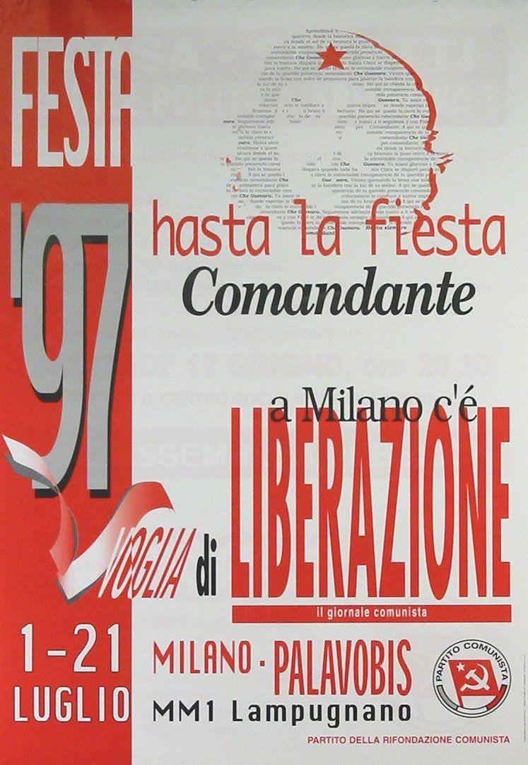 Festa di Liberazione - Milano 1997