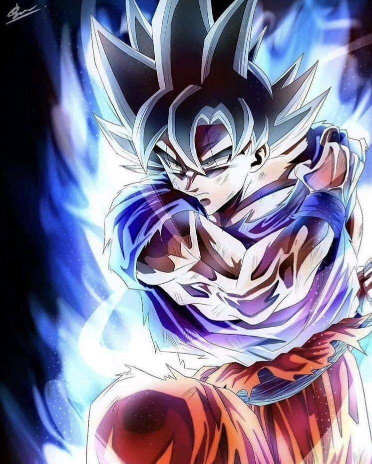 Goku ultra instinto de dragon ball super si dragon ball dragones y goku - Imagenes de dragon ball super ultra instinto ...