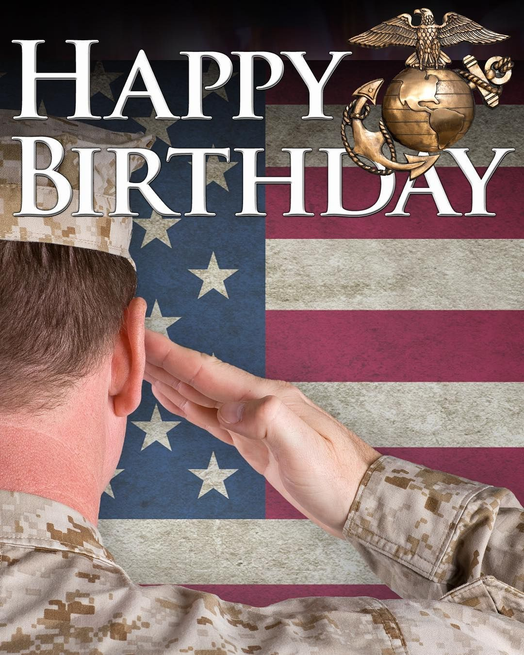 Semper Fi Happy Birthday To The United States Marine Corps Thank