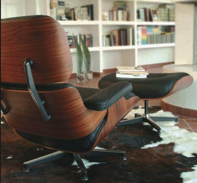All About The Iconic Eames Lounge Chair: Design Geek: Eames Lounge Chair