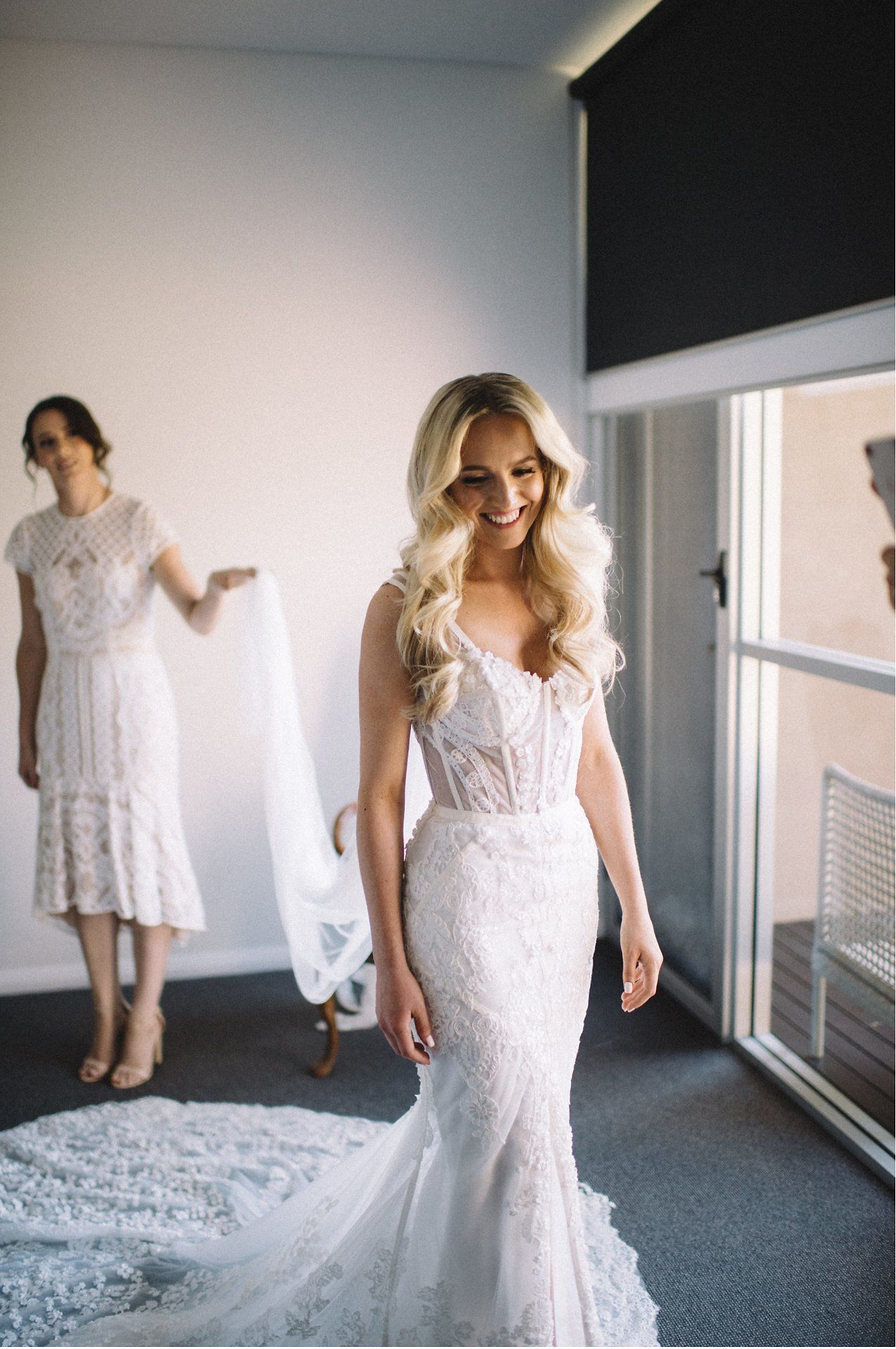 70019448db40 Image 13 - This Wedding Dress will have you speechless. in Real Weddings.
