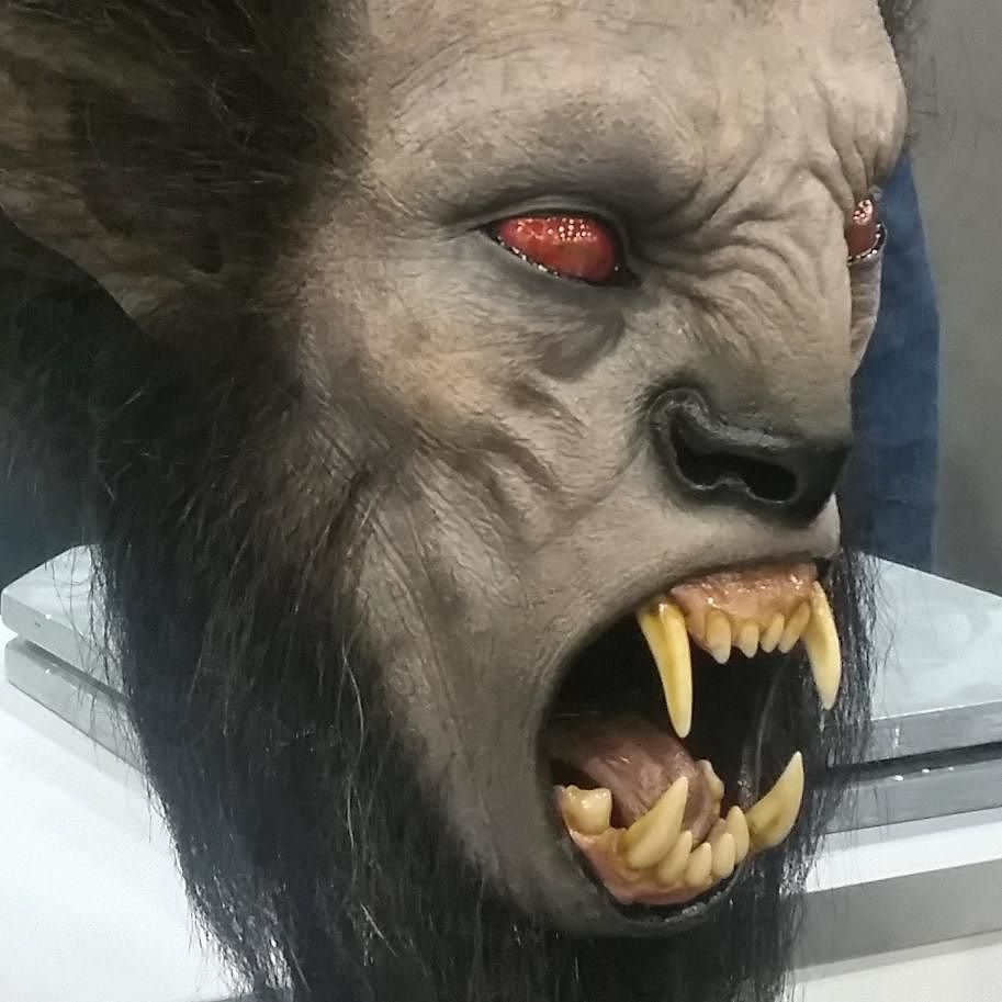 Come see beast at Monsterpalooza! #schellstudio #jordu ...