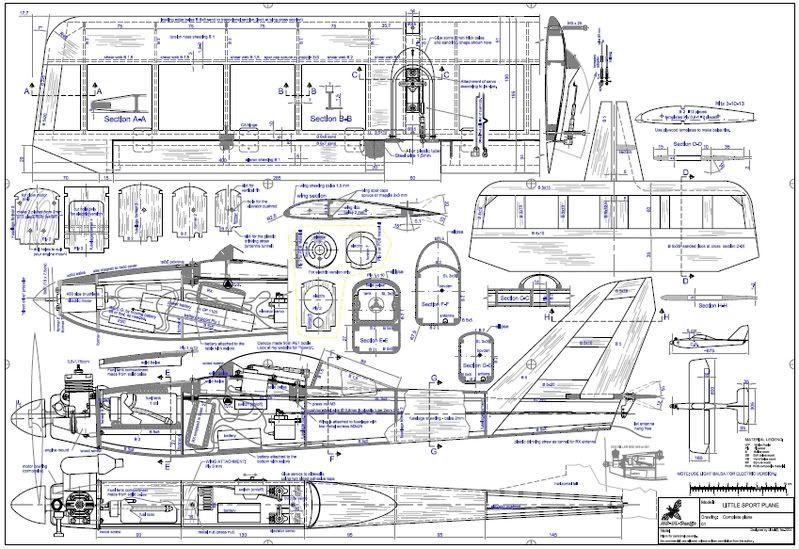 Ultralajt`s World of Flying - FREE plans   Model boat ...