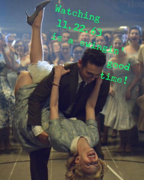You cant go wrong with a good Swing dance!  Looking forward to...