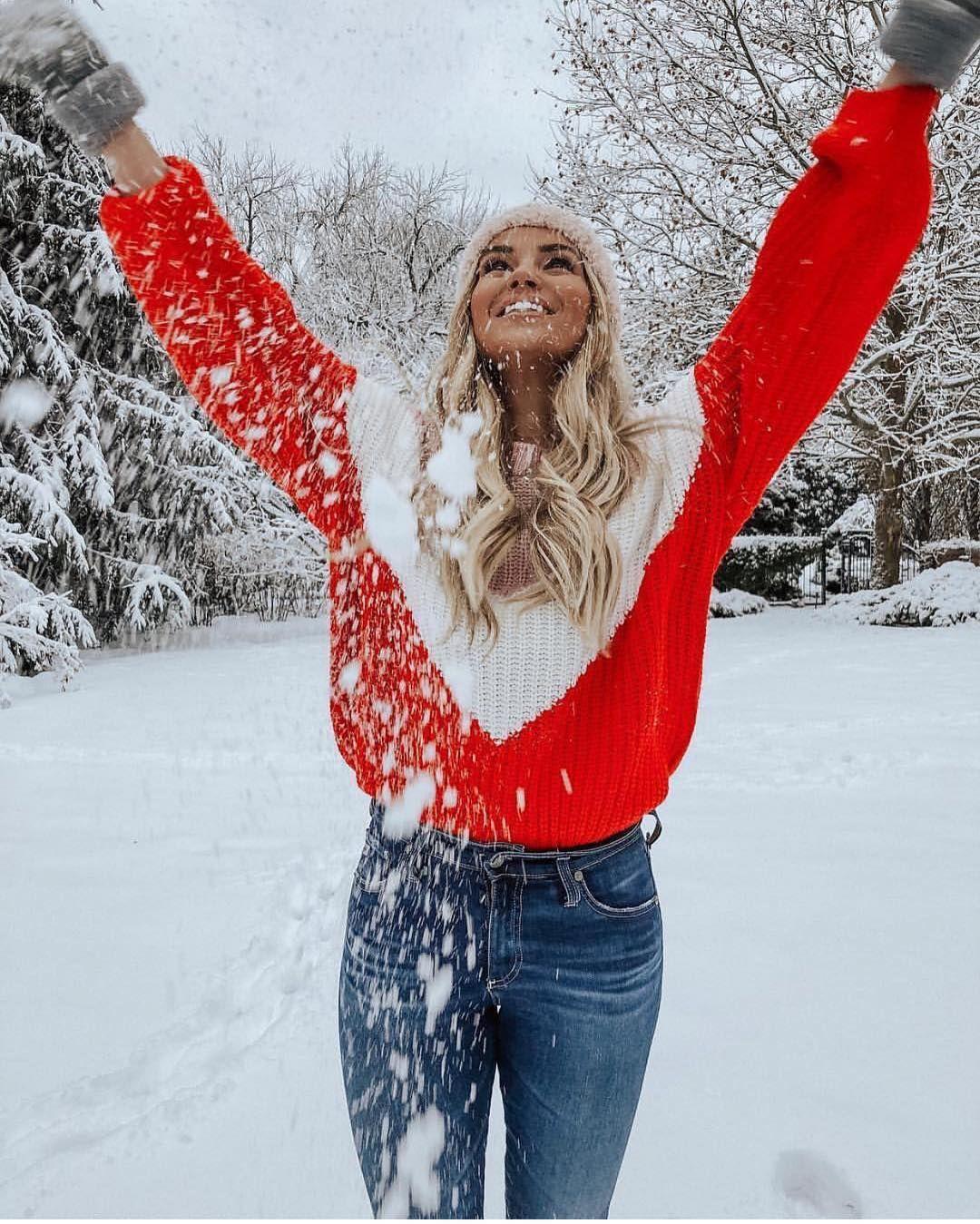 Bild könnte enthalten: 1 Person, steht, Schnee und im Freien