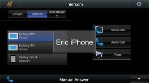 Home Automation Intercom Systems