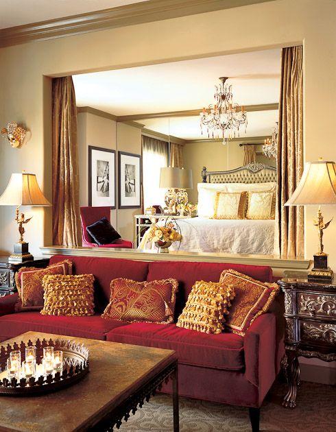 Hotel Zaza Dallas Magnificent Seven Suite Dangerous Beauty