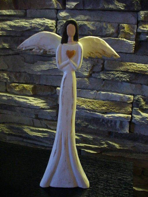 Wood / Viano�n� anjel