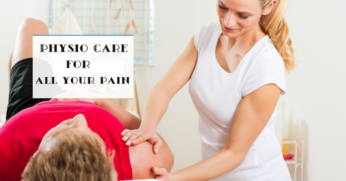 10 Solid Reasons Why Should You Consult A Physiotherapist