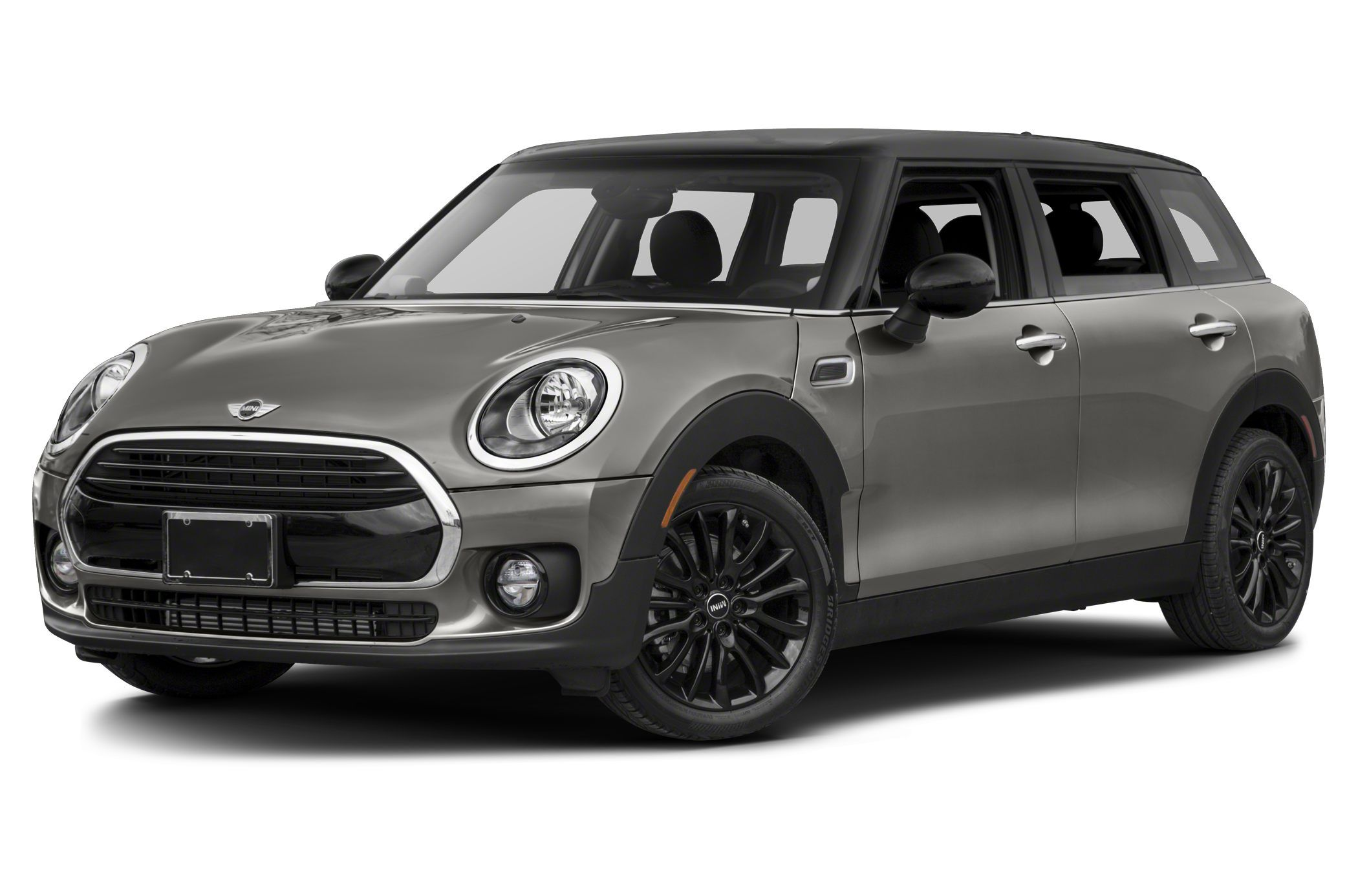 2017 mini clubman in melting silver