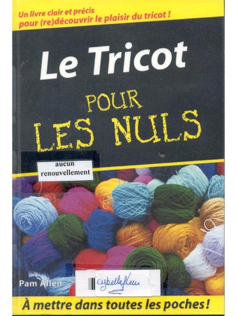 Fichier Pdf Letricotpourlesnulspdf Tricot Tricot Et
