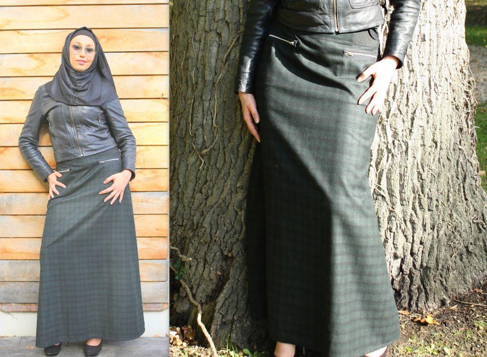 jupe Femme Jupe Crayon Pour Musulmane UzMSqVp