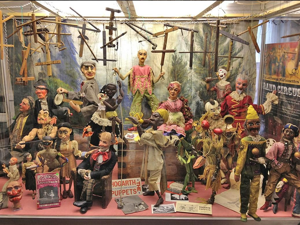 From the National Puppetry Archive Collection