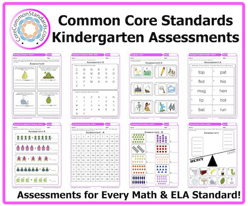 Common Core Math Worksheets Kindergarten Sharebrowse – Kindergarten Common Core Math Worksheets