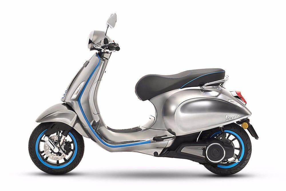 2013 Piaggio Vespa Vx 125cc Scooter Price Features Full Specs