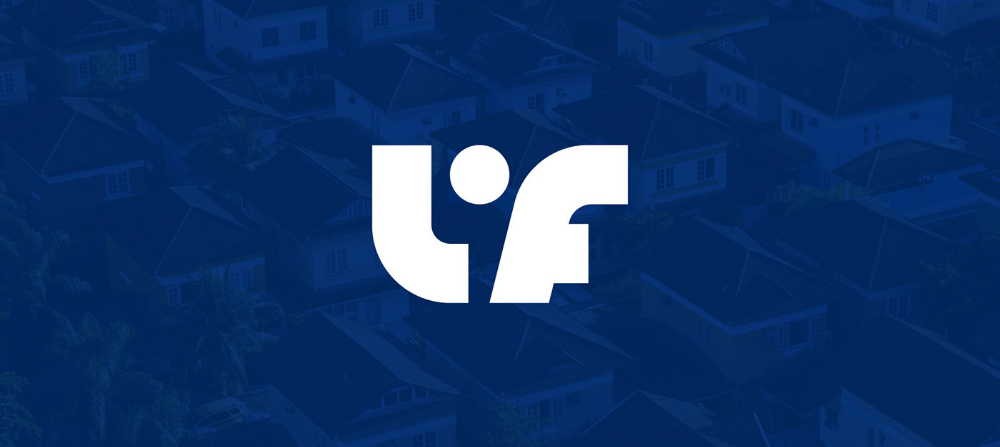 Life Property Developers Logo Design And Branding On Behance L Logo F Logo Namabia Logo Realtor Visual Style Logo Design Developer Logo Property Development