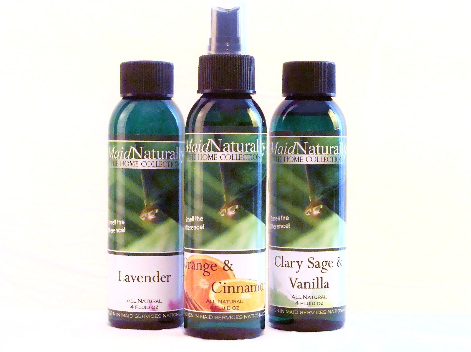 MaidNaturally essential oils for a yummy smelling clean ...