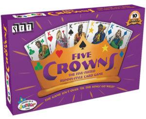 Five Crowns - A Terrific Card Game for Tweens and Teens - Grandma Ideas