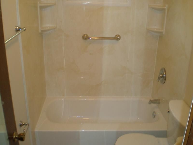 Friedman Cultured Marble Shower Walls