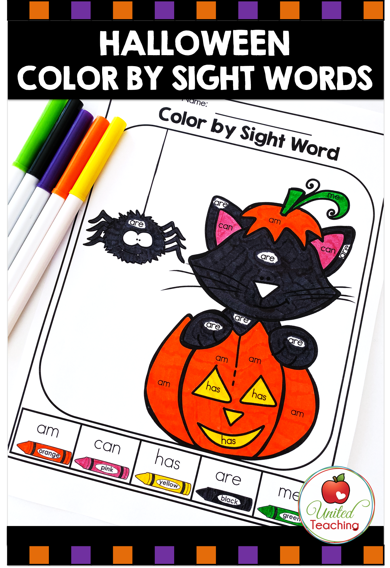 Halloween Literacy Activities Kindergarten